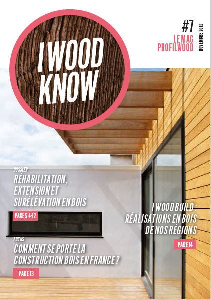 Couverture I Wood Know 6